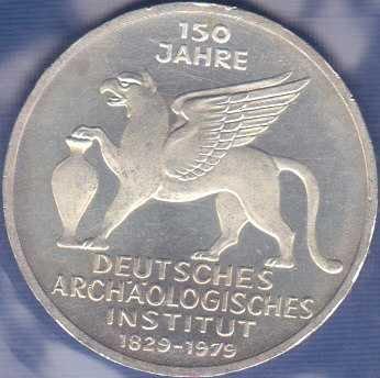 Germany 5 Mark 1979J