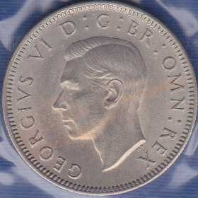 Great Britain 1 Shilling 1950