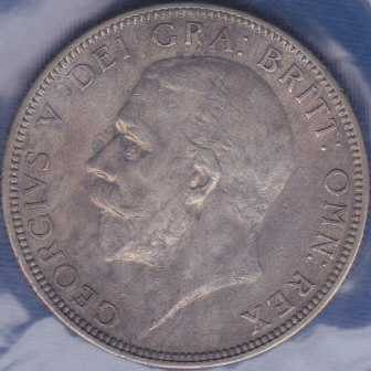 Great Britain 1 Florin 1929