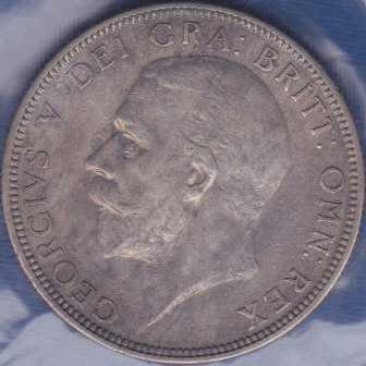 Great Britain 1 Florin 1929