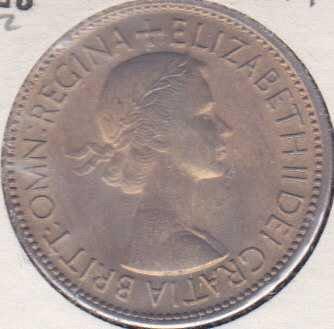 Great Britain 2 Shillings 1953