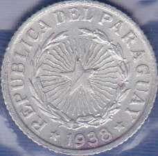 Paraguay 1 Peso 1938