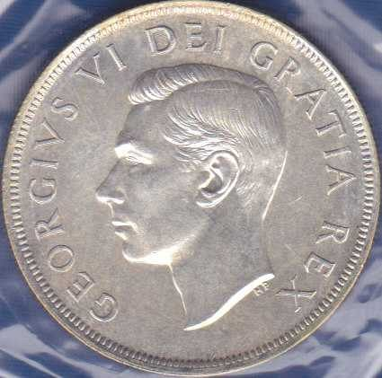 Canadian Dollar 1949