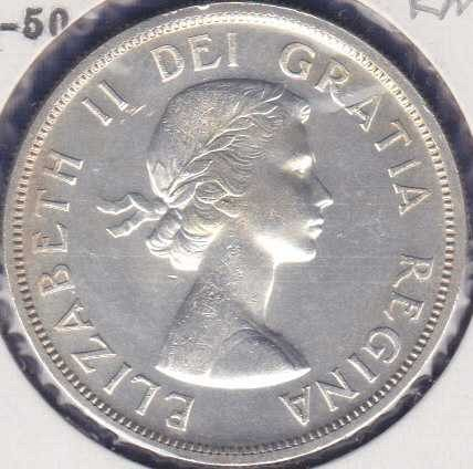 Canadian Dollar 1958
