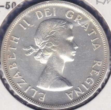 Canadian Dollar 1958