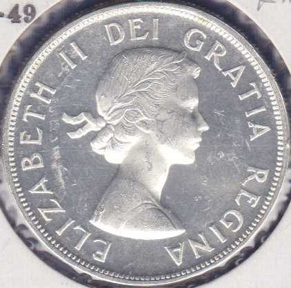 Canadian Dollar 1963