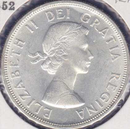 Canadian Dollar 1964