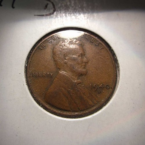 1940 D Lincoln Cent – Nice Penny