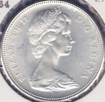 Canadian Dollar 1967