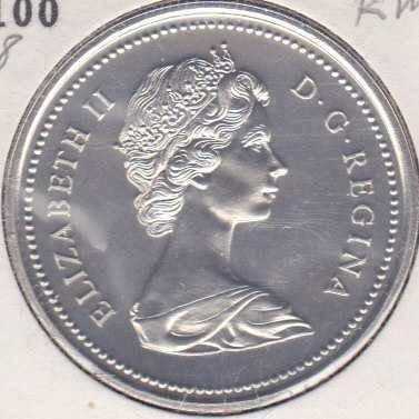 Canada Dollar 1974