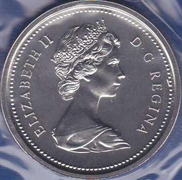 Canada Dollar 1975