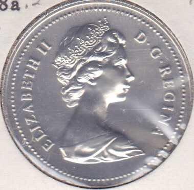 Canada Dollar 1978
