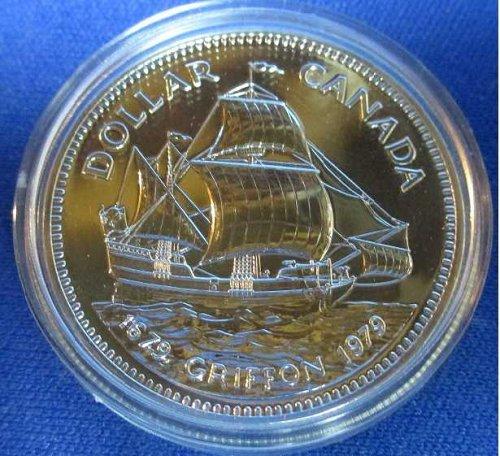 Canadian Dollar 1979