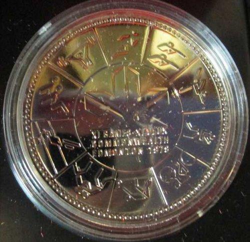 Canadian Dollar 1978, XI Commonwealth Games Edmonton