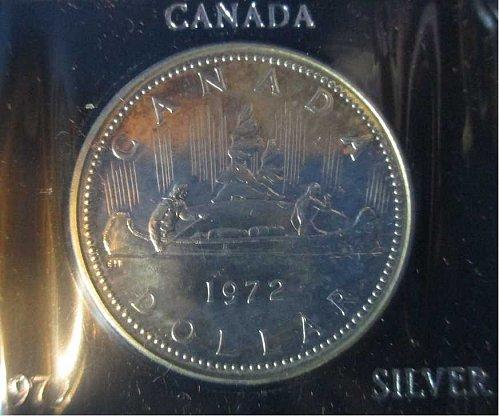 Canadian Dollar 1972, Voyageur