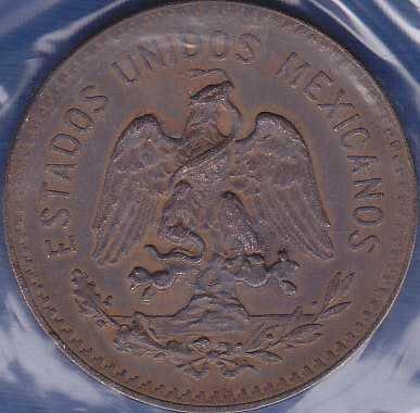Mexico 20 Centavos 1935