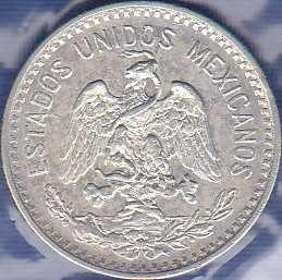 Mexico 20 Centavos 1907