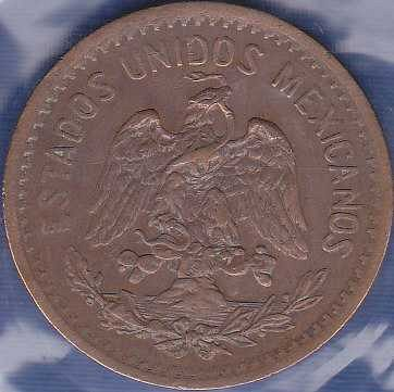 Mexico 10 Centavos 1935