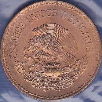 Mexico 20 Centavos 1946