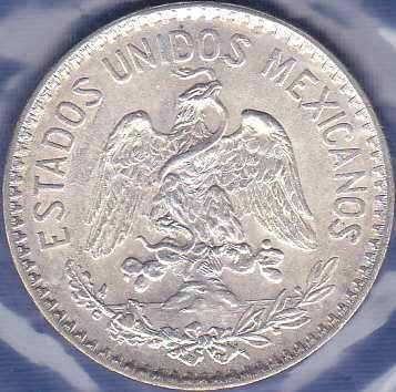 Mexico 50 Centavos 1907