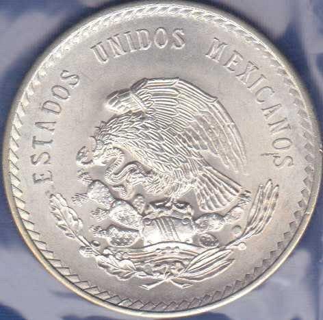 Mexico 5 Pesos 1947