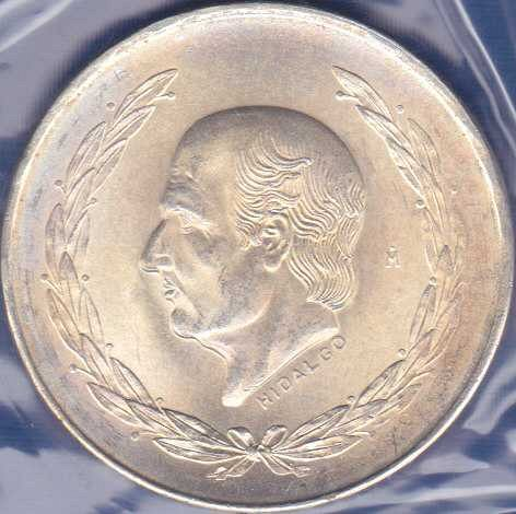 Mexico 5 Pesos 1953