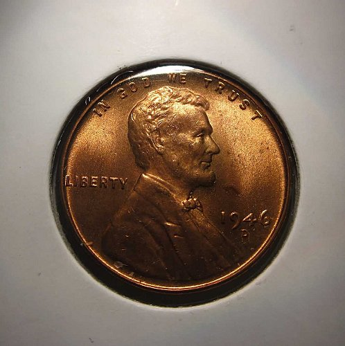 1946 D Lincoln Cent – Nice Penny