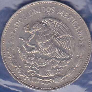 Mexico 20 Pesos 1981