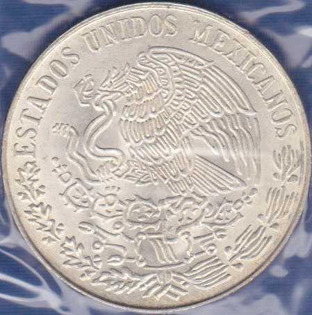 Mexico 25 Pesos 1972