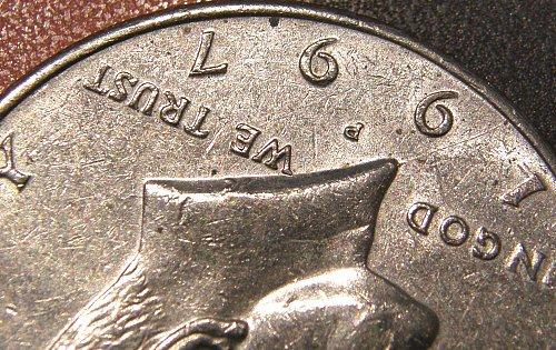 1997 P KENNEDY HALF DOLLAR #2