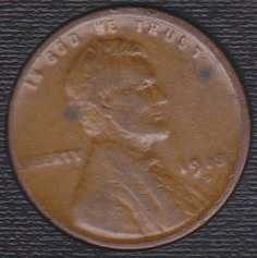 1918 D Lincoln Wheat Cent Small Cent