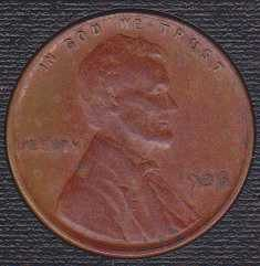 1936 P Lincoln Wheat Cent Small Cent