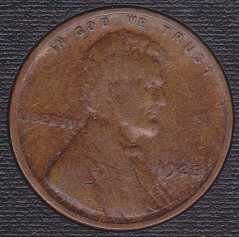 1928 P Lincoln Wheat Cent Small Cent