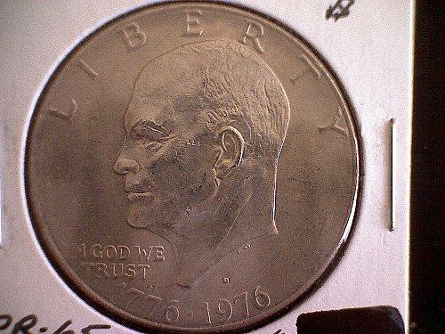 1976 D EISENHOWER DOLLAR