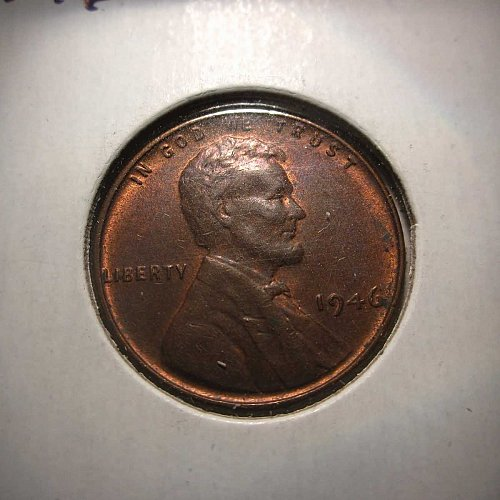 1946 Lincoln Cent – Nice Penny