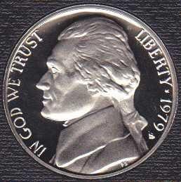 1979 S Jefferson Nickel