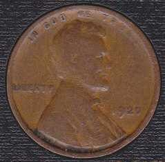 1920 P Lincoln Wheat Cent