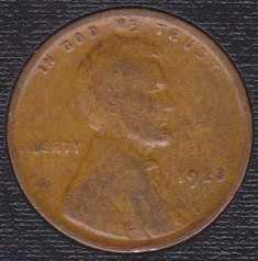 1923 P Lincoln Wheat Cent