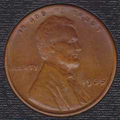 1935 P Lincoln Wheat Cent