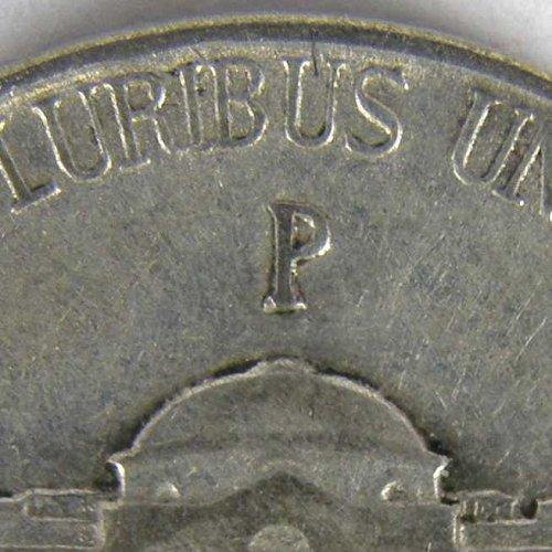 1945 P Jefferson Nickel #2