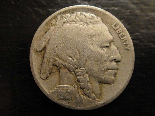 1921 Buffalo Nickel Very Fine-25