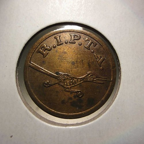 Transit Token Rhode Island Providence R.I.P.T.A.