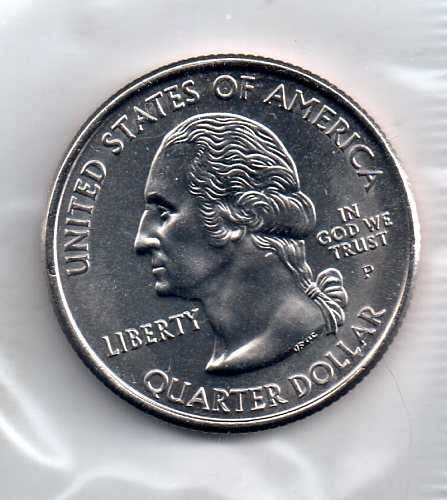 2000 P BU Maryland Washington Quarter #3