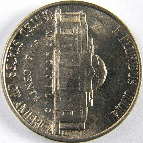1941 D Jefferson Nickel #1