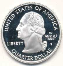 2005 S  PROOF CALIFORNIA STATE QUARTER