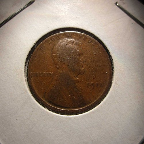 1911 Lincoln Wheat Cent Small Cents:  Nice Penny