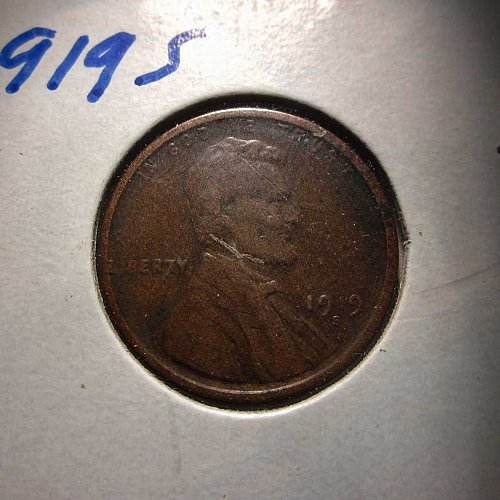 1919 S Lincoln Wheat Cent Small Cents:  Nice Penny