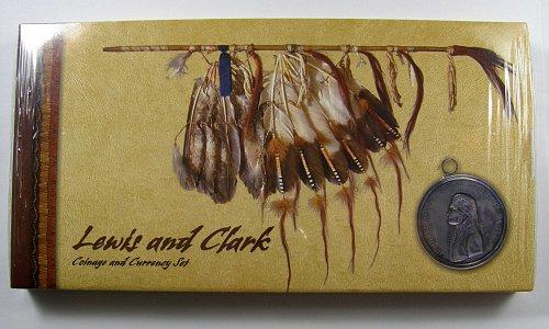 2004 Lewis & Clark Mint Set Unopened