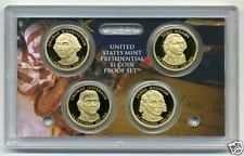 2007 S  PROOF  JOHN ADAMS  GOLDEN DOLLAR