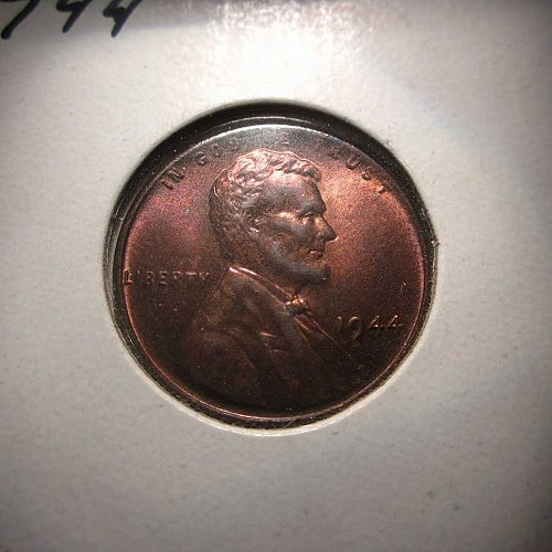 1944 Lincoln Wheat Cent Small Cents:  Nice Penny